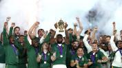 Los Springboks, los nuevos reyes del mundo
